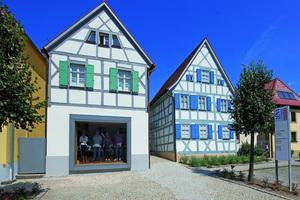 Für die Erweiterung des Levi-Strauss-Museums in Buttenheim entschloss man sich 2009 zum Erwerb des Nachbargebäudes Foto: Michael Aust