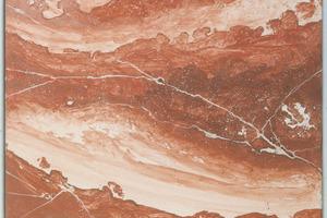 Sehr gute Imitation von gesägtem farbigen Marmor<br />Fotos (2): Keim<br />