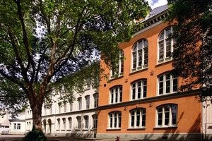 Das 1894 errichtete Görres-Gymnasiums in Koblenz wurde umfassend saniert<br />