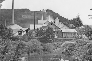 Das Weizener Werk im Jahre 1948
