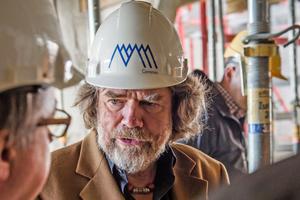 Film des br über Reinhold Messners MMM Corones
