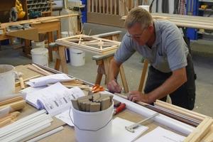 """Die modernen """"Warmfenster"""" werden in Manufakturqualität hergestellt<span class=""""bildnachweis"""">Foto: frovin</span>"""