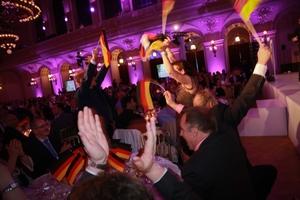 Gute Stimmung bei der Preisverleihung der 10. Saint-Gobain Gypsum International Trophy Anfang Juni in Prag