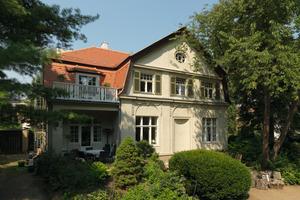 Anerkennung Historische Gebäude und Stilfassaden: Villa in Dresden, Händelallee