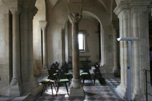 Auch im Obergeschoss ist der Fußboden handwerklich hochwertig gestalltet<br />