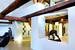 """1. Preis in der Kategorie """"Wohnbau"""" bei Rigips Trophy 2011: Hirschapotheke in Warburg"""