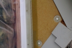 Auch die Gaubenwangen erhielten eine exakt ausgemessene HolzfaserdämmungFoto: Hermes E. Klöble