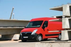 An dem markanten Frontdesign ist der Movano schnell als Vertreter der Marke Opel zu erkennen  Fotos: Olaf Meier<br />