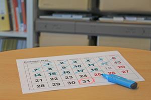 """Ende des Jahres verjähren offene Forderungen aus dem Jahr 2012 – wenn die Ansprüche nicht durch Einleitung eines Mahnverfahrens gesichert werden<span class=""""bildnachweis"""">Foto: Thomas Schwarzmann</span>"""