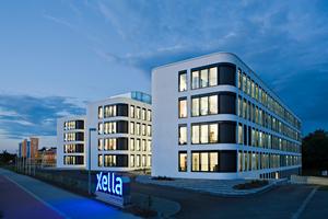 2011 hat die Xella Gruppe die neue Zentrale in Duisburg eingeweiht, die mit hauseigenen Produkten errichtet wurde<br />Fotos: Xella / Ansgar Maria van Treeck