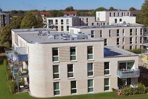 Um den KfW-Effizienzhaus 55 Standard zu erreichen, kam man in Lübeck mit einer &nbsp;zusätzlichen Dämmschicht aus 6 cm Mineralwolle aus<br />Fotos: Zastrow + Zastrow