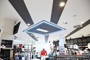 Die BTT Trockenbau GmbH schuf in Haselünne langlebig glatte und hochwertige Oberflächen für das Modehaus Wübben