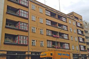Das restaurierte Verbandshaus⇥Fotos: VFF/Hans Timm Fensterbau