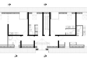 Grundriss Dachgeschoss<br />