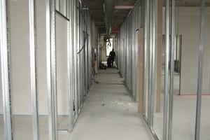 Innenausbau in Leichtbauweise mit Metallständerwerk<br />