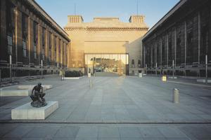 Als Weltkulturerbe lockt das Berliner Pergamonmuseum jährlich mehr als 800000 Besucher in seine Ausstellungsräume