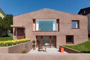 Anerkennung: Wohnhaus Cammerer in Adelberg vom Büro Klumpp + Klumpp Architekten aus Stuttgart Foto: Zooey Braun<br />