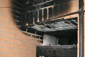 Nach erfolgreichem Brandversuch: weitgehend stabiles System<br />