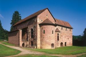 Die Einhard-Basilika in Steinbach