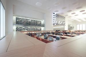 Überblick über den Rara-Lesesaal