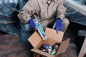 Die PDR hilft Handwerksbetrieben, gebrauchte PUR-Schaumdosen der fachgerechten Verwertung zuzuleiten<br /><br />
