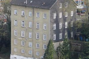 """""""Hochhaus"""" aus Lehm: Im hessischen Weilburg entstand um 1830 dieser sechsgeschossige Stampflehmbau"""