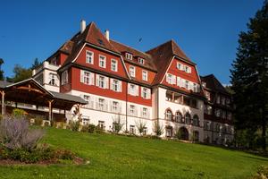 Ehemaligen Diakonissenheim in Bad Liebenzell Foto: Johannes Haag