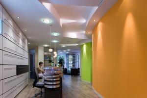 Nach einer Brandstiftung wurden die Räume einer Zahnarztpraxis in Potsdam brandschutzsicher saniert<br />