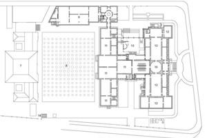 Grundriss Obergeschoss<br />