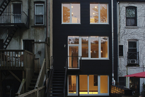 Tighthouse (Brooklyn/New York/US) von Fabrica718 mit studio Cicetti, architect pc<br />Foto: Hai Zhang<br />