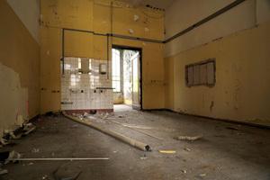 So sah es in der ehemalige Textilfabrik in Berlin vor Beginn der Sanierungs- und Umbauarbeiten aus<br />Foto: di-Vision bau-medien-projekte / Thorsten Eichhorst