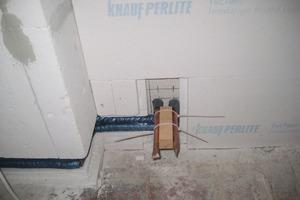 Für das Zuschneiden beliebiger Passstücke reicht ein feinzahniger Fuchsschwanz aus<br />Fotos (4): Knauf Aquapanel