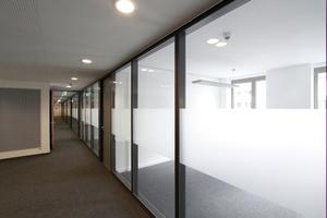 Büros im Neubau<br />