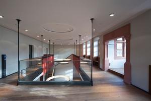 Galerie im Rittersaal in der Ebene 2<br />