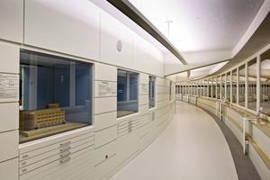 """Im """"Studienerker"""" befindet sich auf drei Etagen eine Dauerausstellung zu Erich Mendelsohn und der sächsischen Kaufhauskette Schocken Fotos (2): smac / Michael Jungblut"""