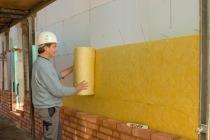 Bevorzugt Glaswolle 030 für schlanke Innendämmung - Bauhandwerk EA56