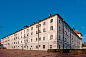 Das Kloster der Zisterzienserinnen in Waldsassen nach Abschluss der Sanierungs- und Restaurierungsarbeiten zu Beginn dieses Jahres <p></p> Fotos: Brückner &amp; Brückner Architekten<br /><br />