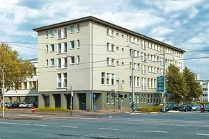 In Darmstadt ging ein Preis an das Büro Ernst-Friedrich Krieger und den Bauvereing AG Darmstadt für die Sanierung der dortigen Studentenwohnungen<br /><br />
