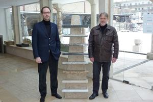 Neuer Firmenchef: Der luxemburgische Bauunternehmer Roger Wickler<br />