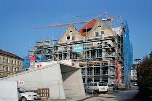 Bei der Sanierung der Villa Kalkhütte in Lindau kommt den Holz-Beton-Verbunddecken eine Schlüsselrolle zu<br />