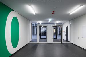Brandabschnitt im Chemiepraktikum Aachen<br />