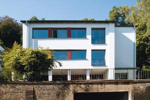 1. Preis Energieeffiziente Fassadendämmung: Zwei-FamilienWohnhaus aus den 1950er Jahren, Trillerweg, Saarbrücken<br />