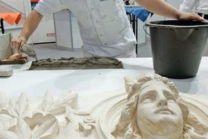 Vom 18. bis 20. November ist in Leipzig auf  der Messe denkmal wieder Handwerkskunst in Vollendung zu sehen