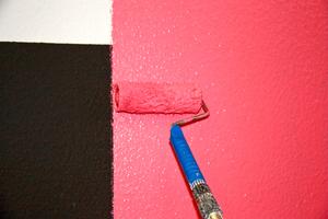 Ein Voranstrich mit der Diesco Mix Color Base