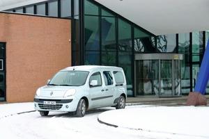 Getestet: Renault Kangoo Rapid Maxi mit Doppelkabine und 85 dCi-Turbodiesel<br />