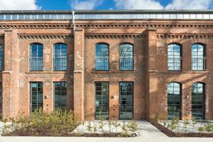 Zuletzt war die 1879 in der Stadt Brandenburg erbaute Kammgarnspinnerei nur noch eine Industriebrache, bis Architekt Detlev Delfs sie zu neuem Leben erweckte