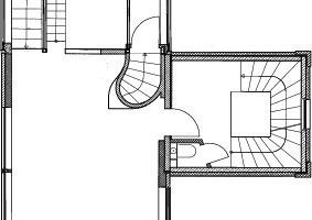 Grundriss 2. OG und Dachgeschoss<br />