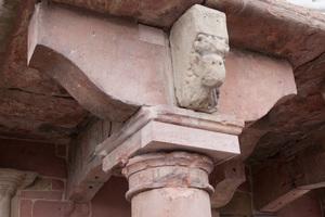 Bauschmuck aus der Renaissance an der Südsteie (Schaufassade) des Hilchenhauses<br />