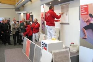 Im kommenden Jahr soll es noch mehr Praxisbezug auf dem Allgäuer Baufachkongress geben, als hier auf dem zehnten Kongress 2012 bereits gut zu sehen ist<br />Foto: Thomas Wieckhorst