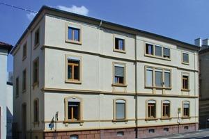 Das Polizeigebäude in Landau: Die Kellersanierung erfolgte bei normaler Gebäudenutzung und war innerhalb von vier Wochen abgeschlossen